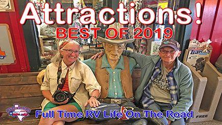 Best Attractions 2019