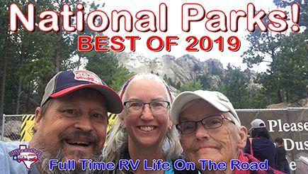 Best National Parks 2019