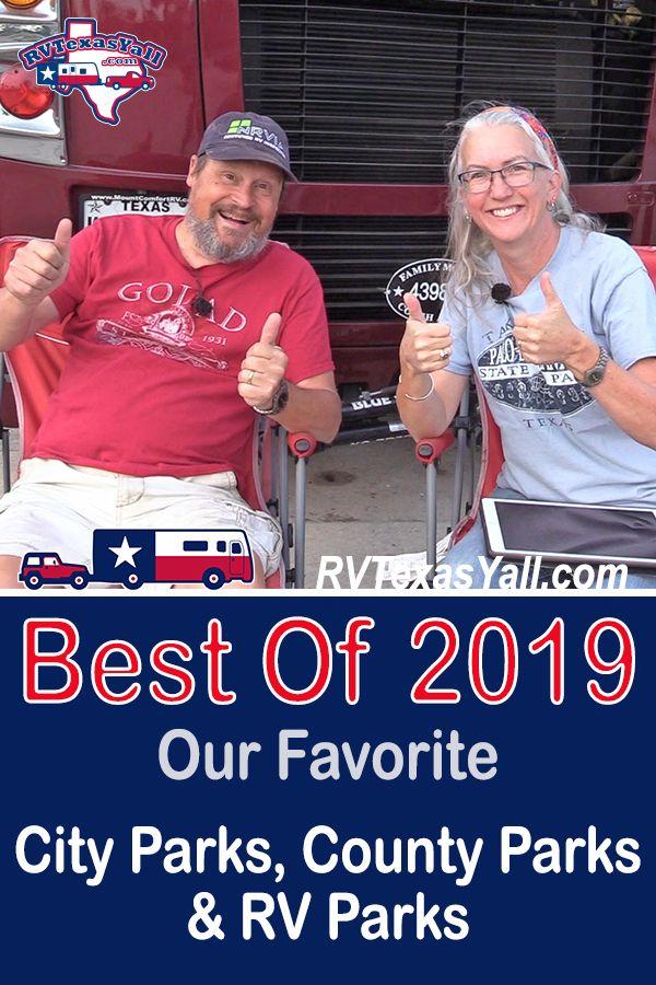 Best RV Parks of 2019   RVTexasYall.com