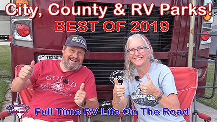 Best RV Parks 2019