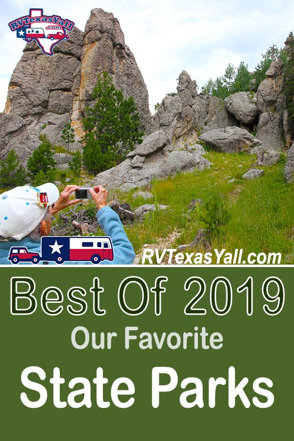 Best State Parks of 2019 | RVTexasYall.com