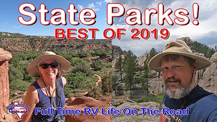 Best State Parks 2019
