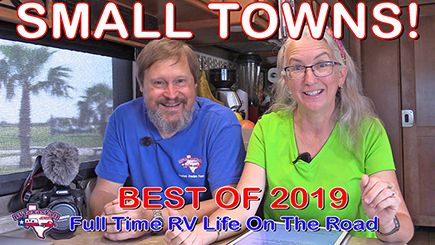 Best Small Towns 2019