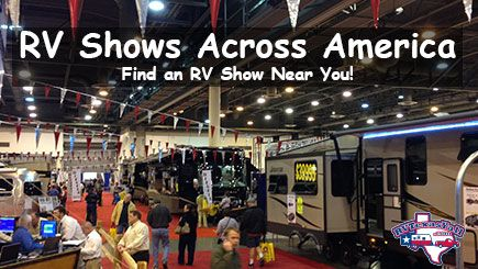 RV Shows Across the USA