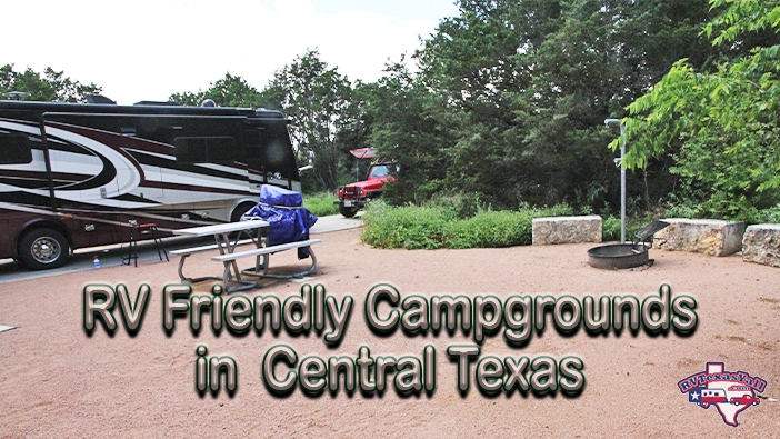 Central Texas Campgrounds