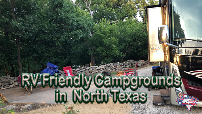 North Texas Campgrounds