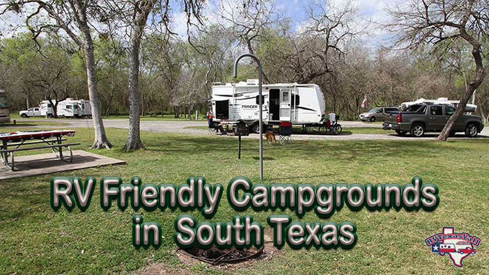 South Texas Campgrounds