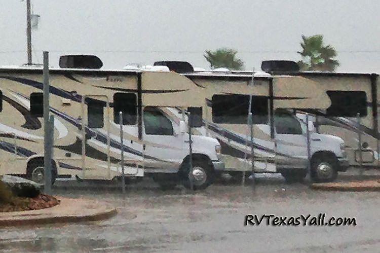 RV Rentals in Texas