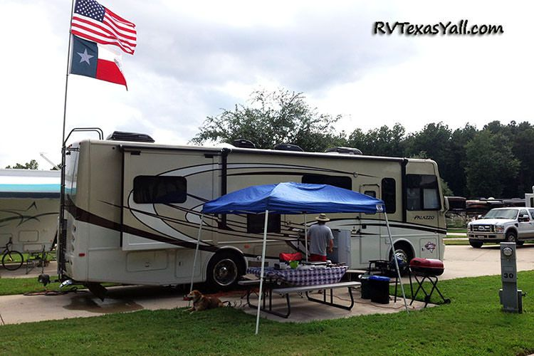 Texas RV Parks And Resorts