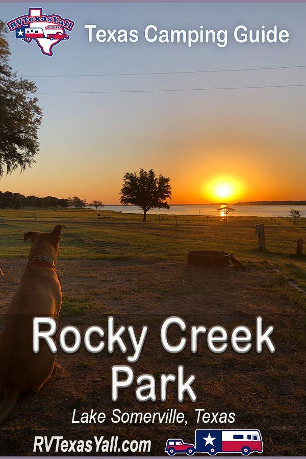 Rocky Creek Park, Burton TX | RVTexasYall.com