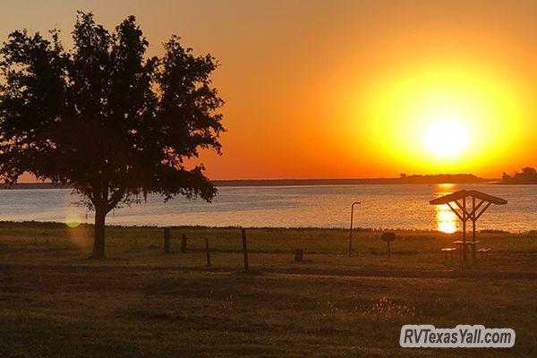 Sunrise at Rocky Creek Park