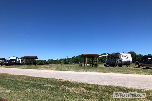 Smaller RV/Tent Camping Area