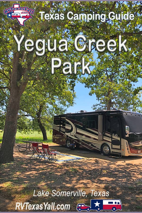 Yegua Creek Park, Somerville TX | RVTexasYall.com