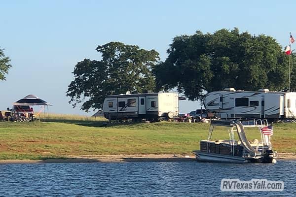 Yegua Waterfront Campsite
