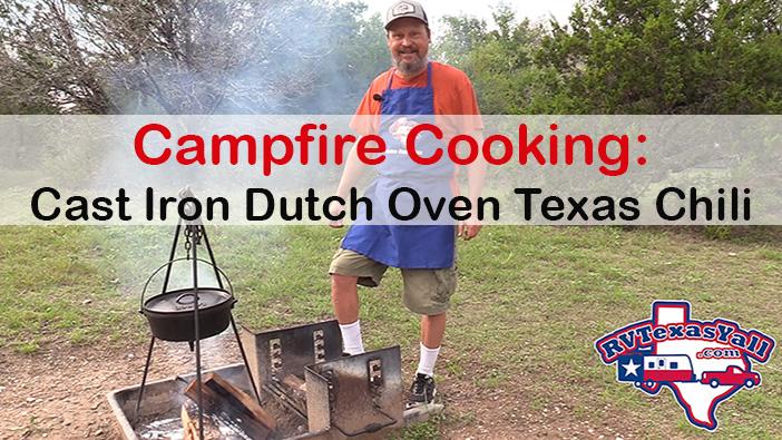 Dutch Oven Texas Chili