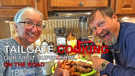 Super Bowl Cooking