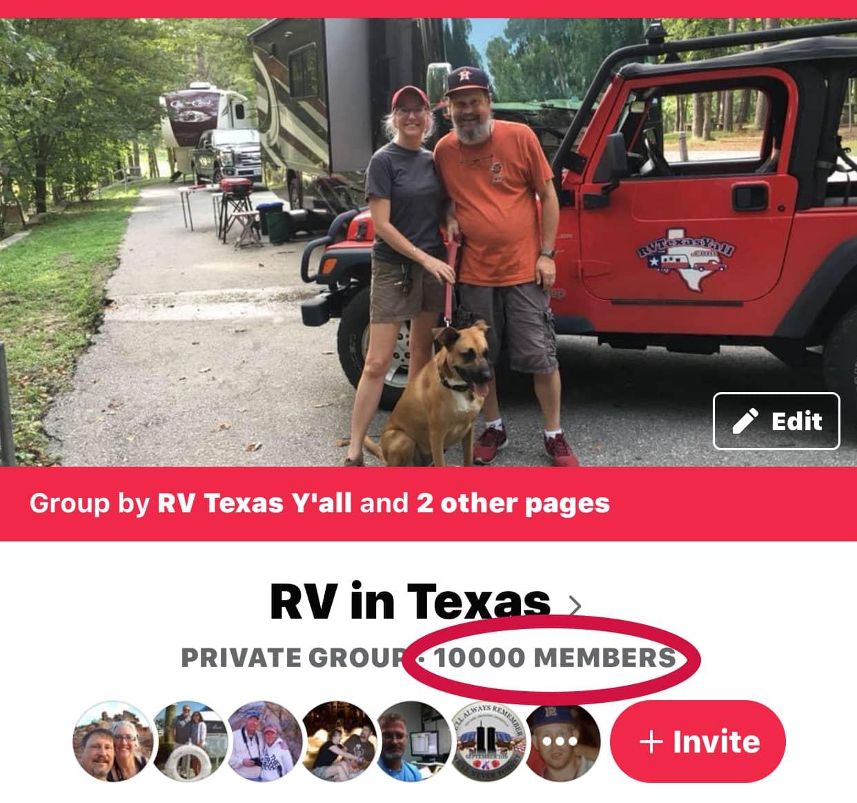Facebook Group Milestone
