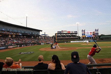 Pros Sports Venues in Texas