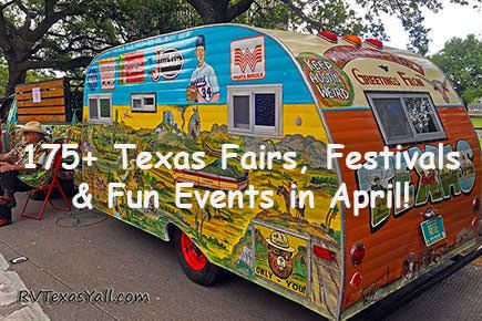 April 2017 Festivals in Texas