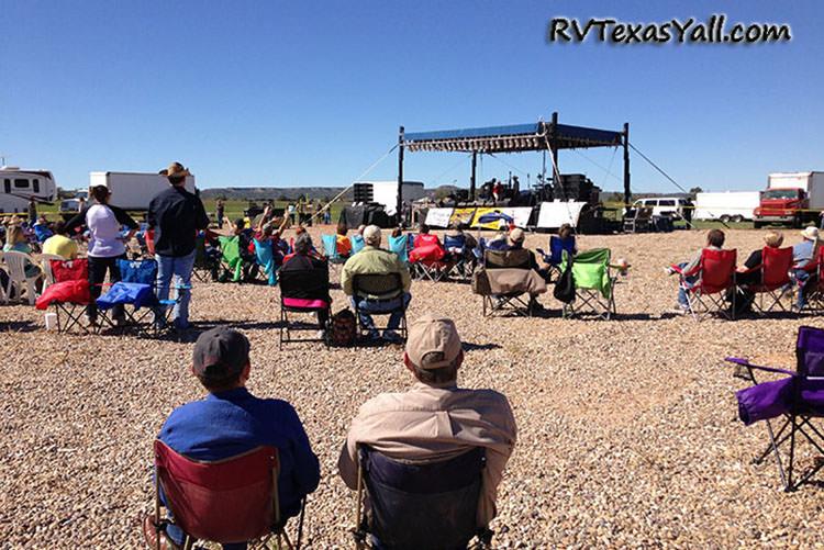 Texas Bison Music Festival, Quitaque TX