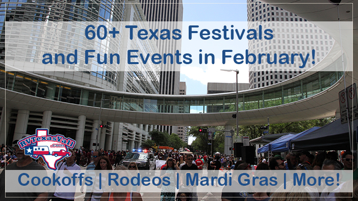 Corpus Christi Event Calendar For February 17th And 18th 2019 February Festivals and Events in Texas | RVTexasYall.com