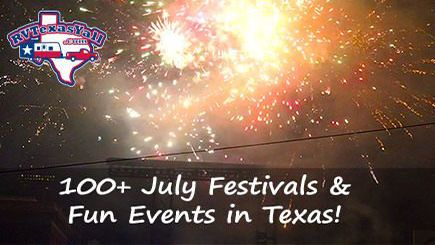 July 2017 Festivals in Texas