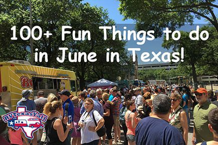 June 2017 Festivals in Texas