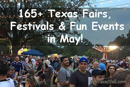 May 2017 Festivals in Texas