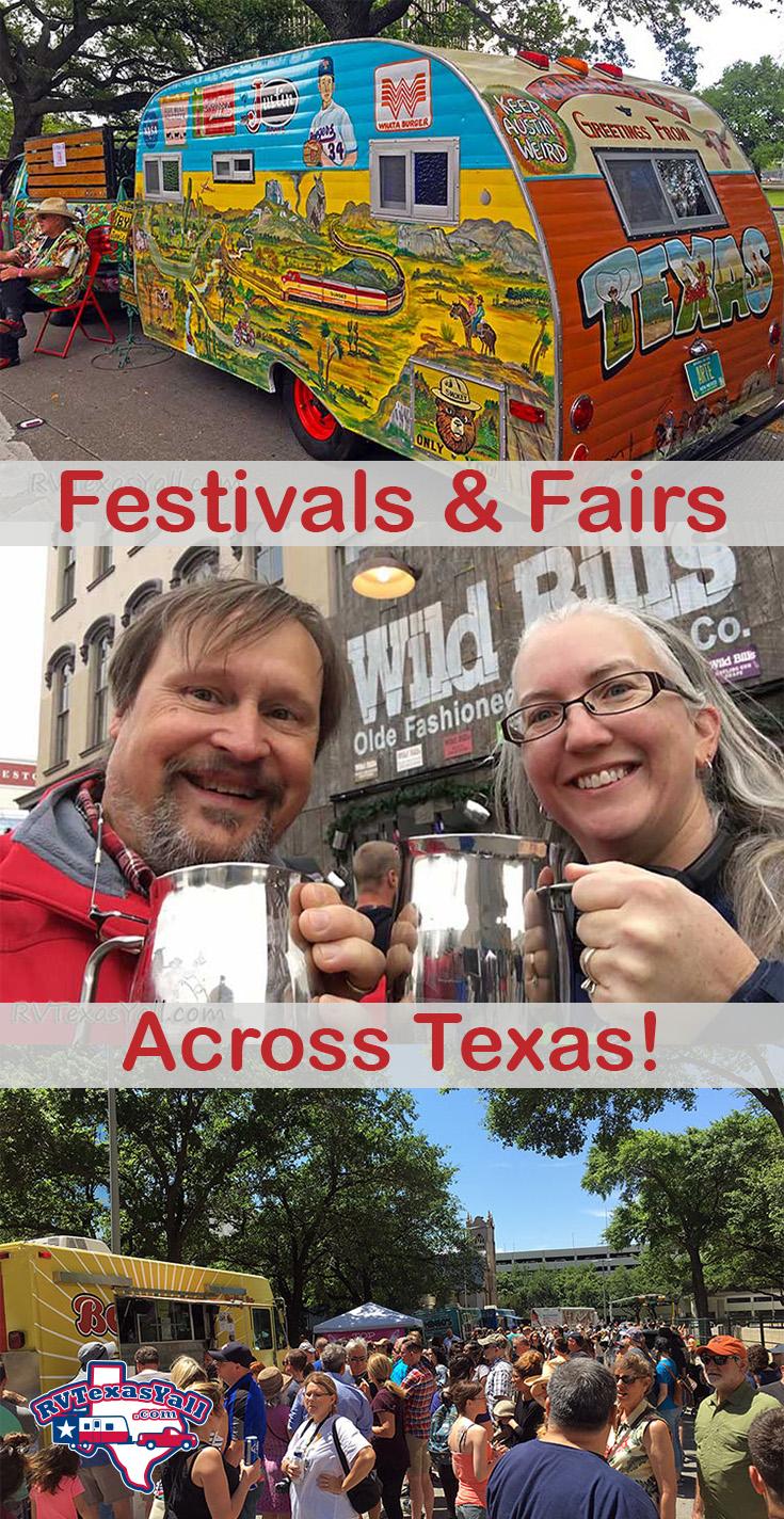 Texas Fairs and Festivals