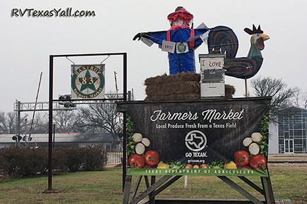 Texas Farmers Markets
