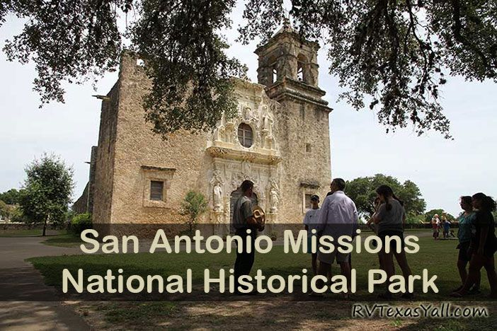 San Antonio Missions National Historical Park San Antonio