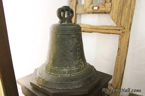 The Chapel Bell from 1748