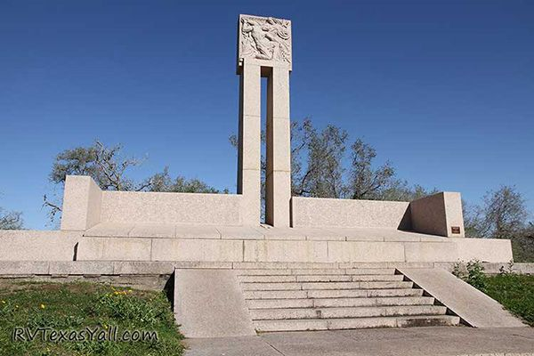The Fannin Memorial