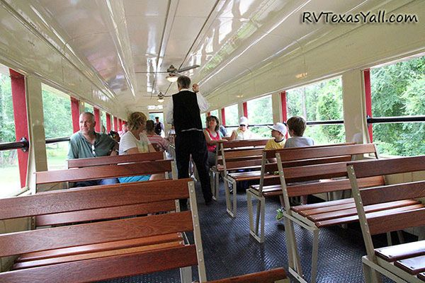 open air passenger car