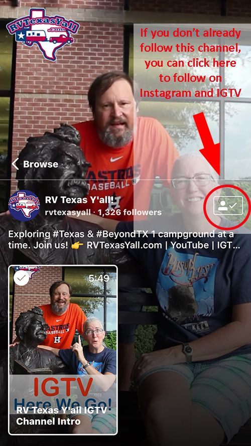 IGTV Tip 2