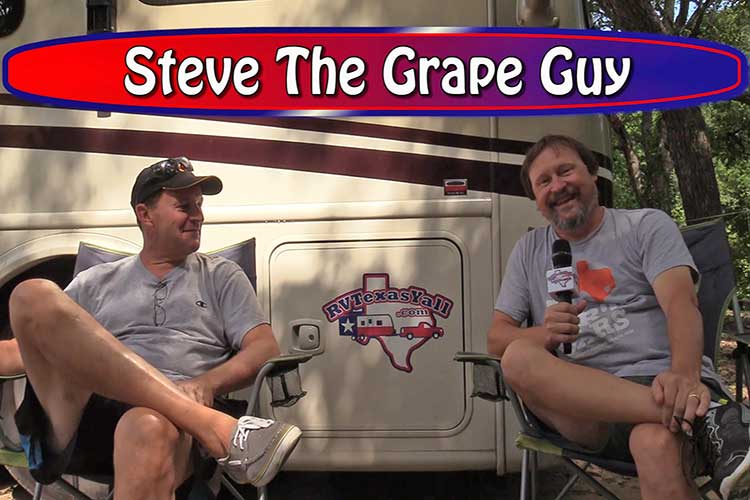 Interesting Folks: Steve The Grape Guy Spalding