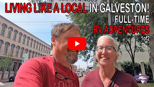 Living Like a Local in Galveston Video