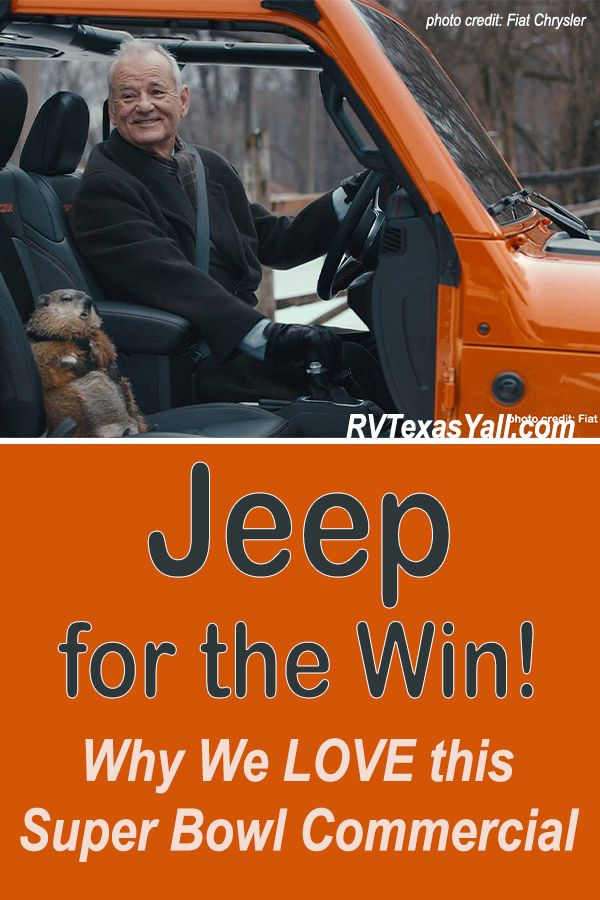 Jeep For the Win: Why We Love This Super Bowl Commercial | RVTexasYall.com