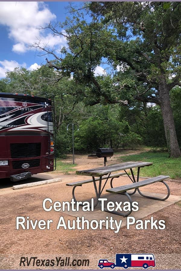 Central Texas River Authority Parks | RVTexasYall.com