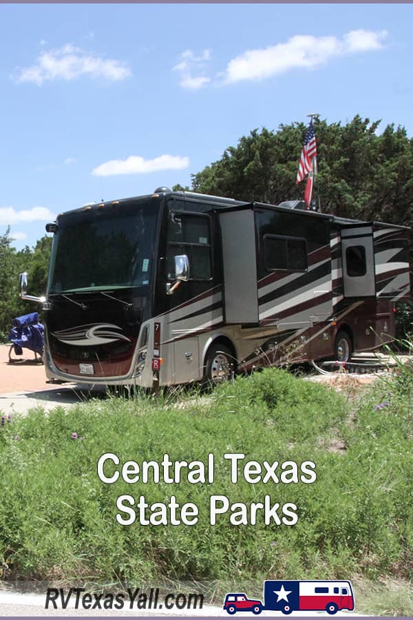 Central Texas State Parks | RVTexasYall.com