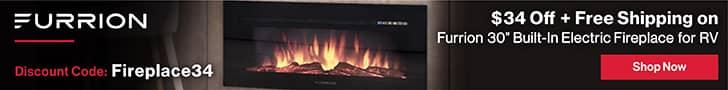 Furrion Fireplace Sale