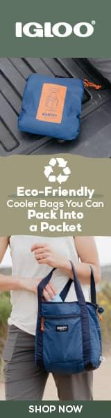 Igloo Eco Friendly Cooler Bag Sidebar Ad