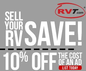 Save 10% Off an RVT Ad