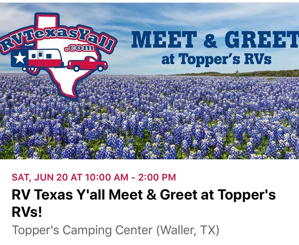 Toppers Meet and Greet