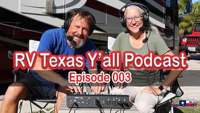 Podcast Episode 003