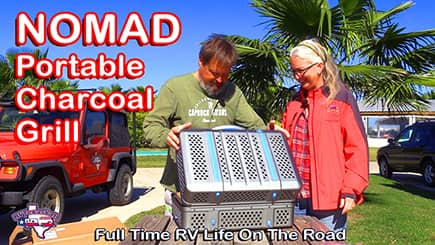 NOMAD Grill and Smoker Review