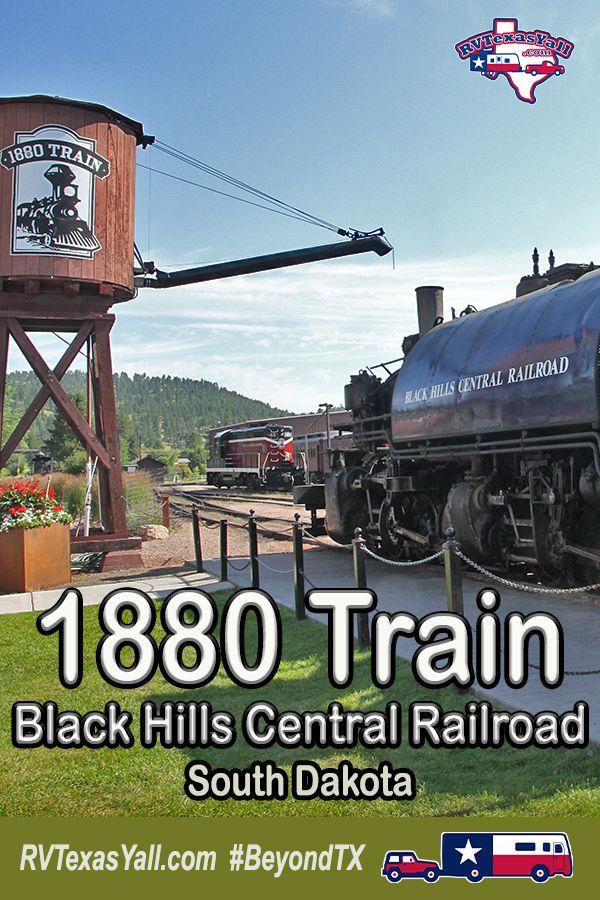 1880 Train: Black Hills Central Railroad   #BeyondTX   RVTexasYall.com