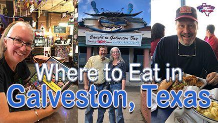 Best Galveston Restaurants