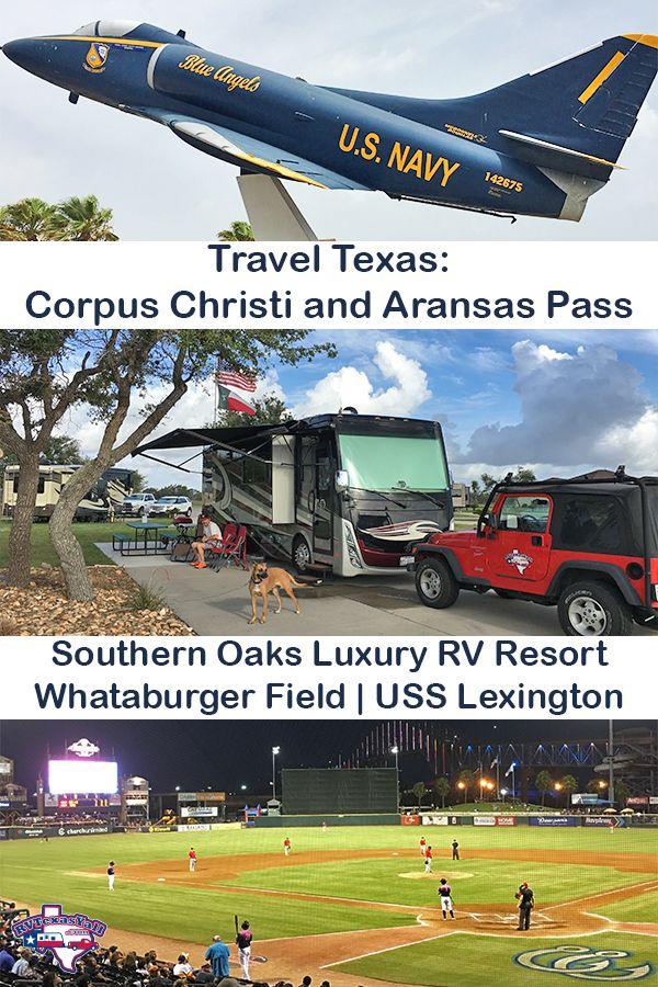 RV Trip to Aransas Pass and Corpus Christi TX | RVTexasYall.com