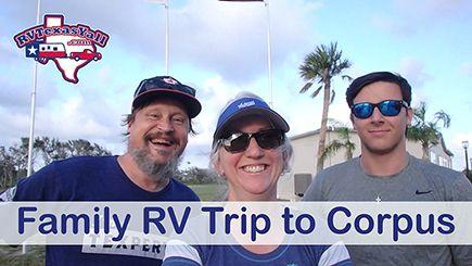 Family Trip to Corpus Christi